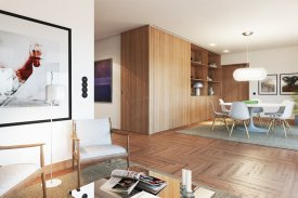 <p class= annonceFrom >Lisbonne immobilier</p> | Appartement T3+1 de 200 m² - Santo António / Liberdade | BVP-FaC-882