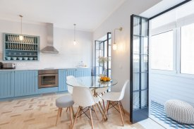 <p class= annonceFrom >Porto immobilier</p> | Appartement T2 de 89 m² - Baixa do Porto / Cedofeita | BVP-FaC-895
